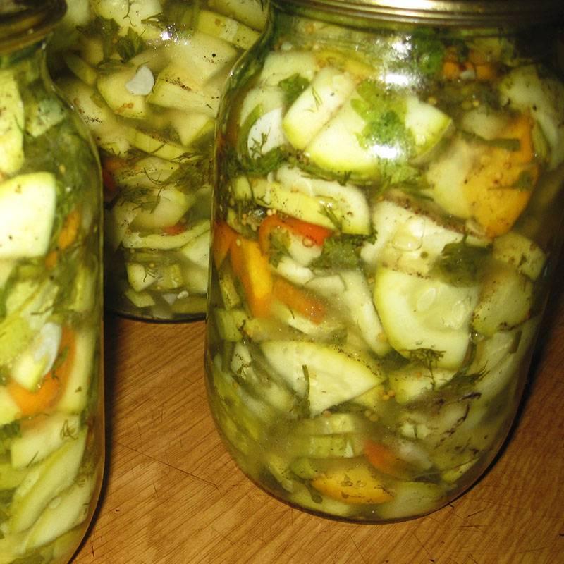 Кабачки по мелитопольски рецепт