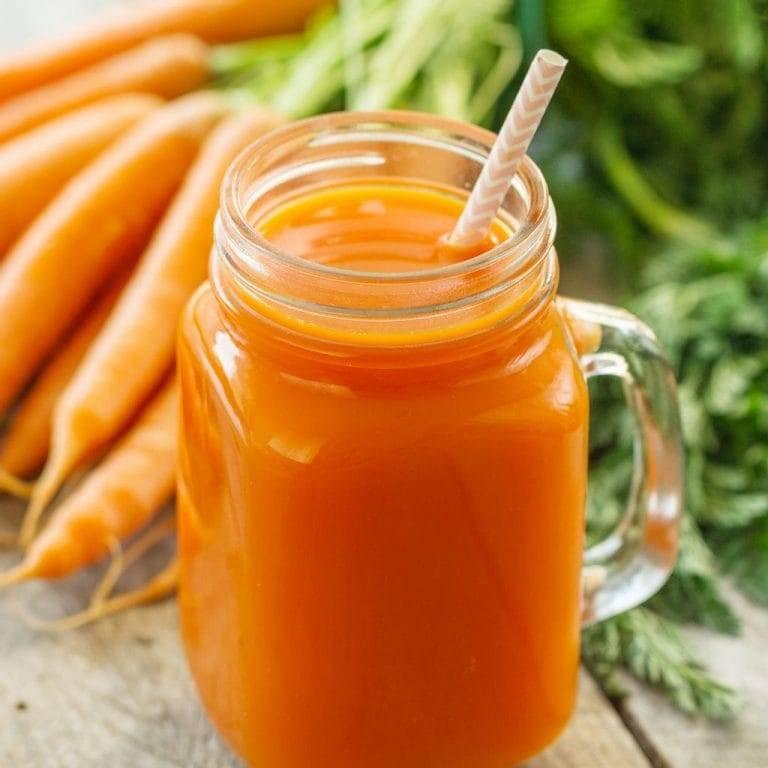 Как приготовить морковный сок в домашних условиях и что приготовить из него