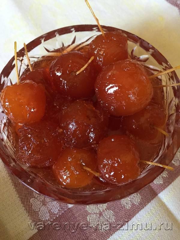 Варенье из целых яблок прозрачное: 11 лучших рецептов приготовления на зиму