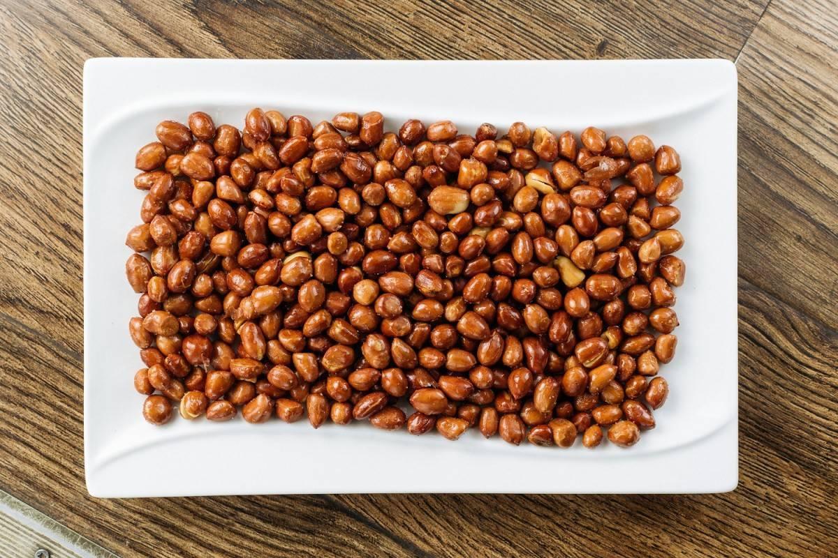 Как подсушить арахис в микроволновке. как и сколько жарить арахис в микроволновке