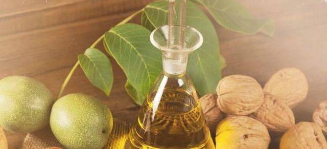 Масло грецкого ореха — польза и вред | польза и вред