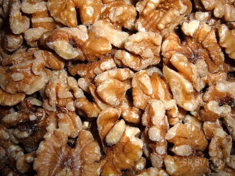 Грецкие орехи горчат что сделать