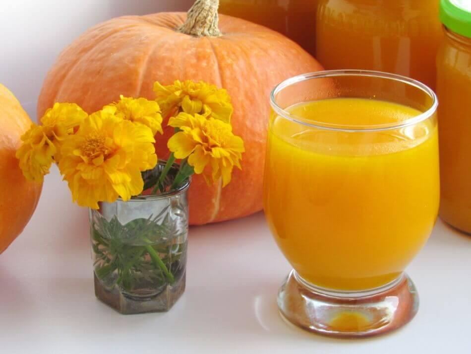 Тыквенный сок с апельсином - 5 рецептов в домашних условиях с пошаговыми фото