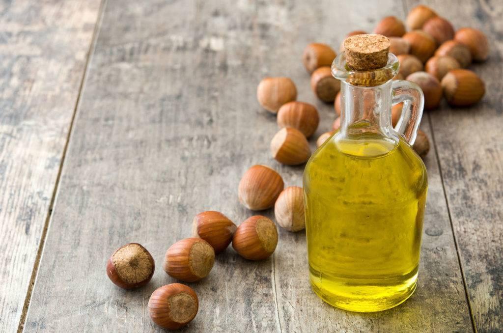 Масло фундука - полезные свойства и вред
