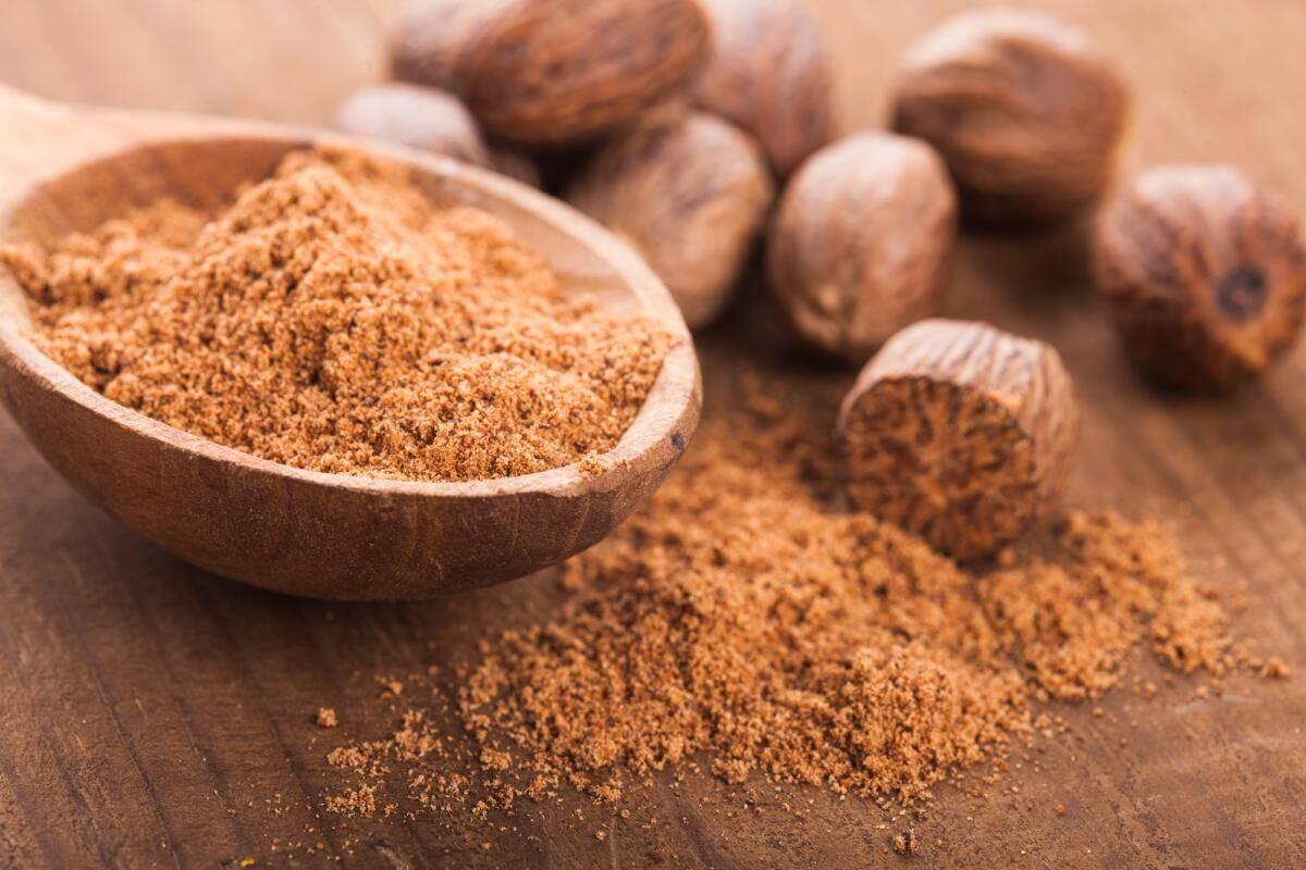 Мускатный орех свойства от чего помогает противопоказания