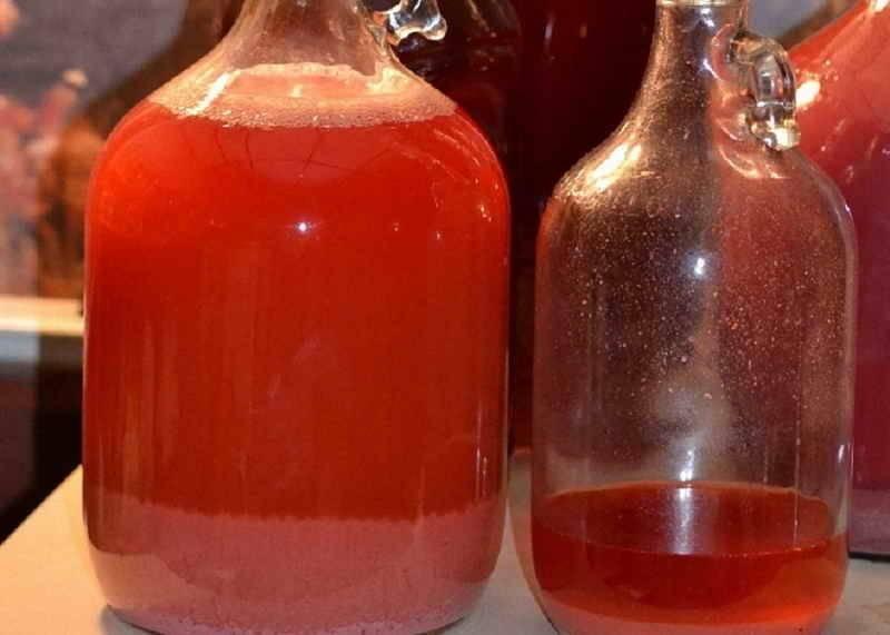 Домашнее вино из варенья: быстрый способ приготовления с фото и видео