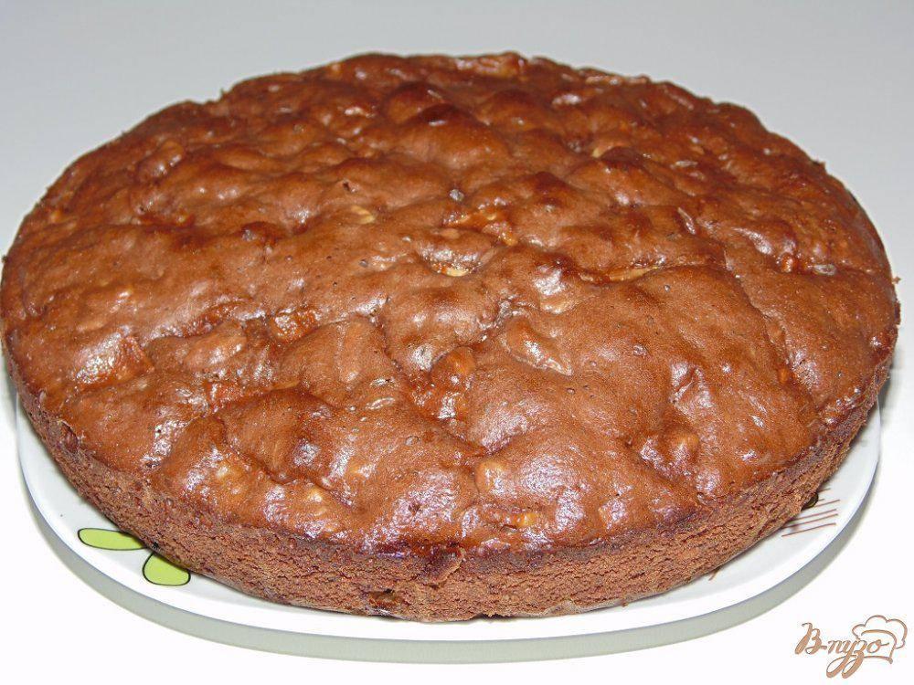 Пирожки с яблоками и грецкими орехами