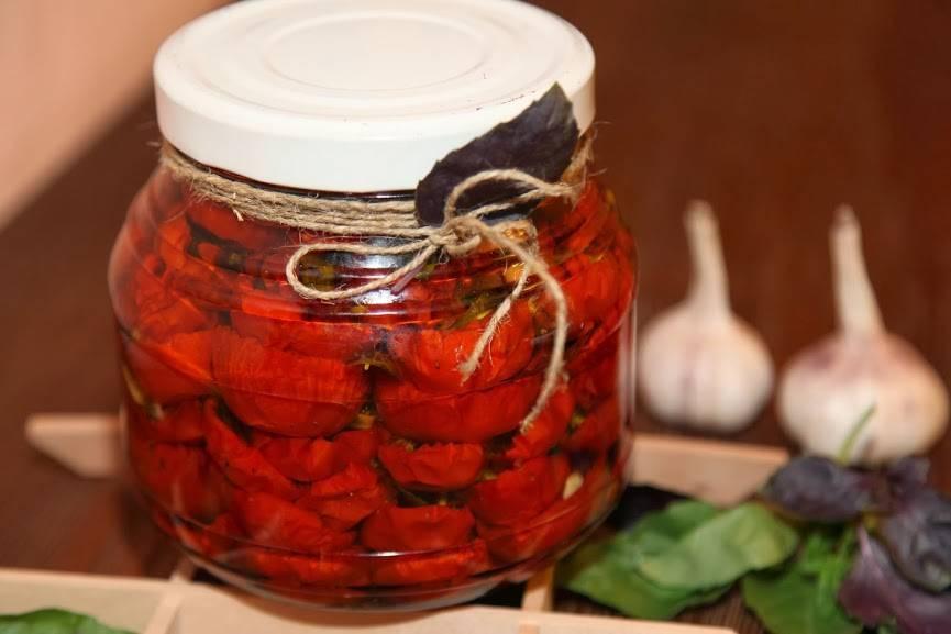 Сушеные помидоры как сушить в электросушилке