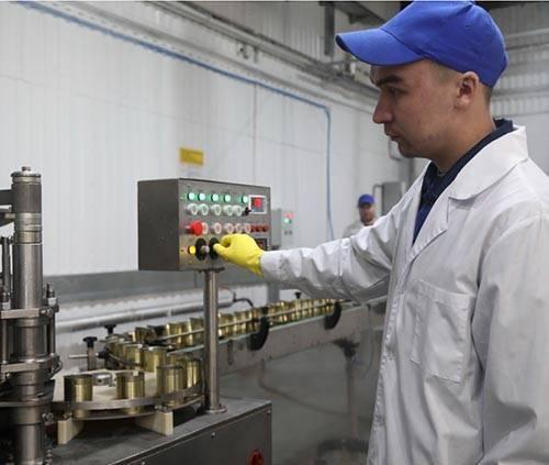 Микробилогия консервного производства