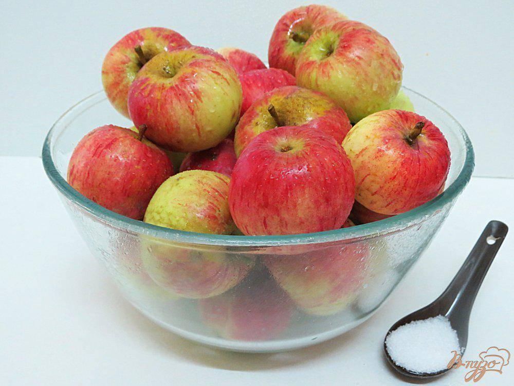 Как использовать замороженные яблоки
