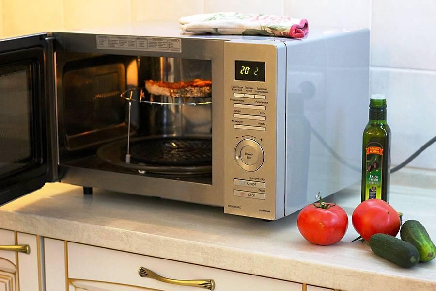 Как выбрать микроволновку для дома: советы профессионалов