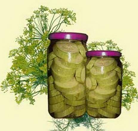 Рецепты консервирования кабачков на зиму