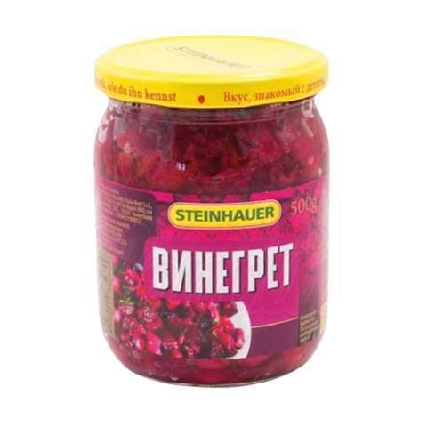 Винегрет - лучшие рецепты - классический и современный салат