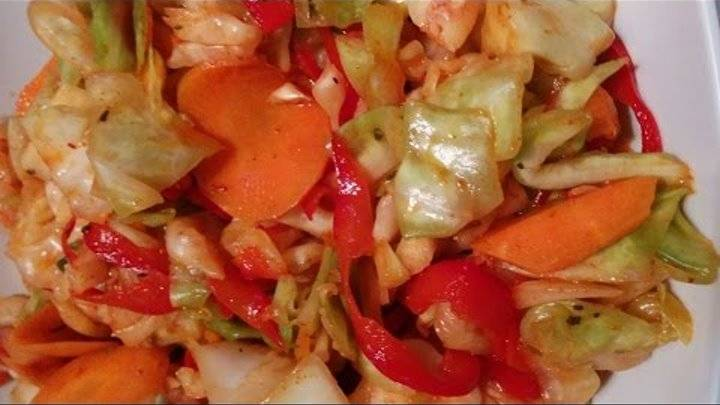 Капуста маринованная быстрого приготовления очень вкусные рецепты
