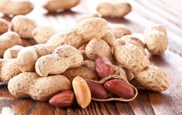 Какой арахис полезнее жареный или сырой