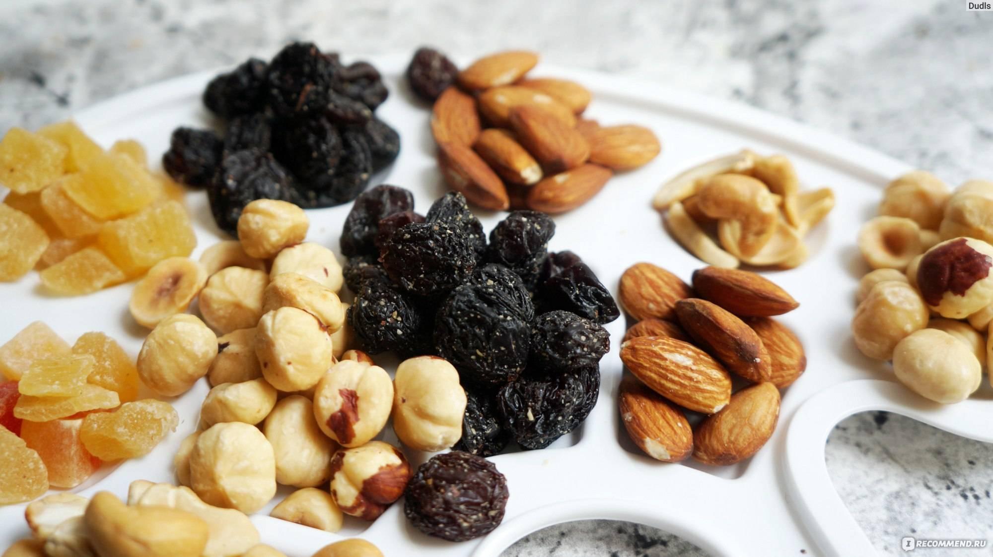 Лучшие орехи для похудения и сколько их можно есть