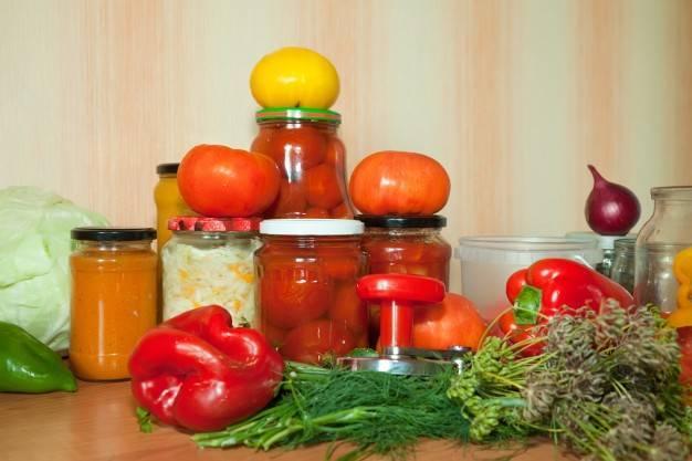 Правила приготовления овощей и фруктов
