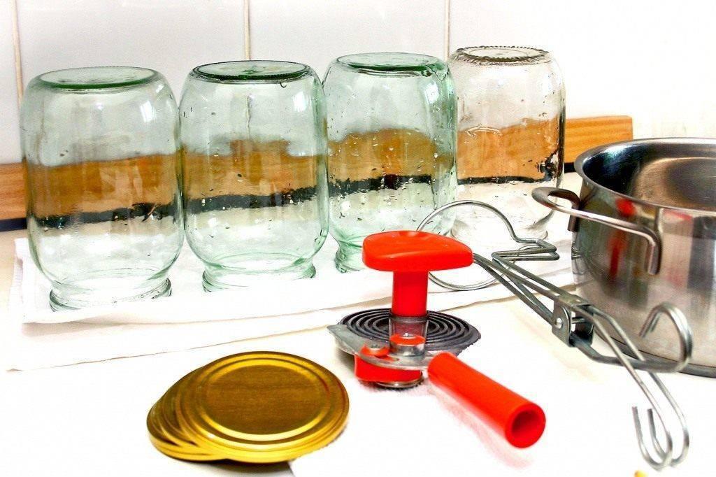 Правила домашнего консервирования