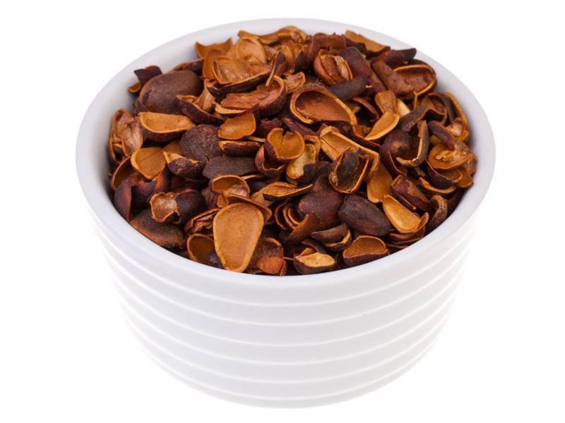 Скорлупа кедрового ореха: применение, хранение, химический состав и калорийность
