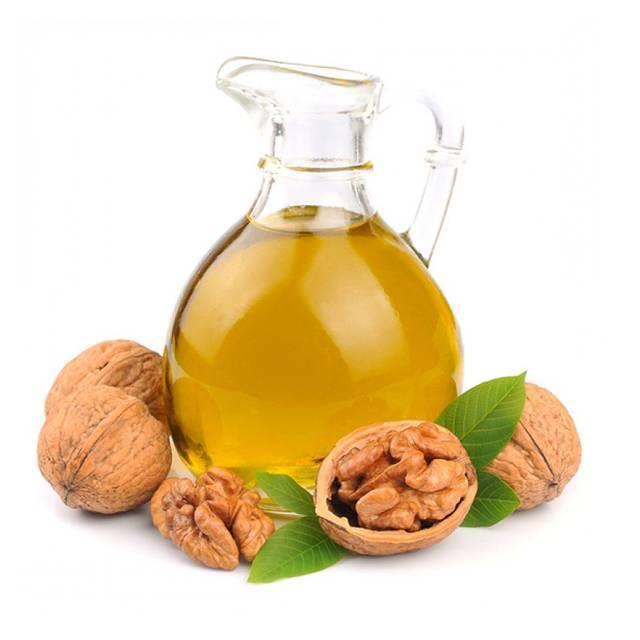Масло грецкого ореха польза и вред: для волос, как принимать, для женщин