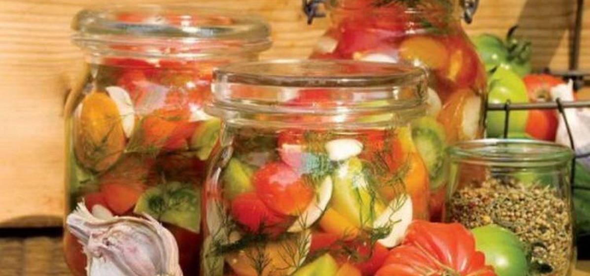 Пищевая ценность плодов, ягод и овощей и способы их хранения