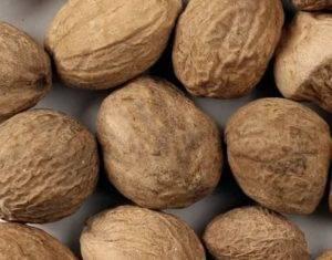 Как правильно употреблять мускатный орех