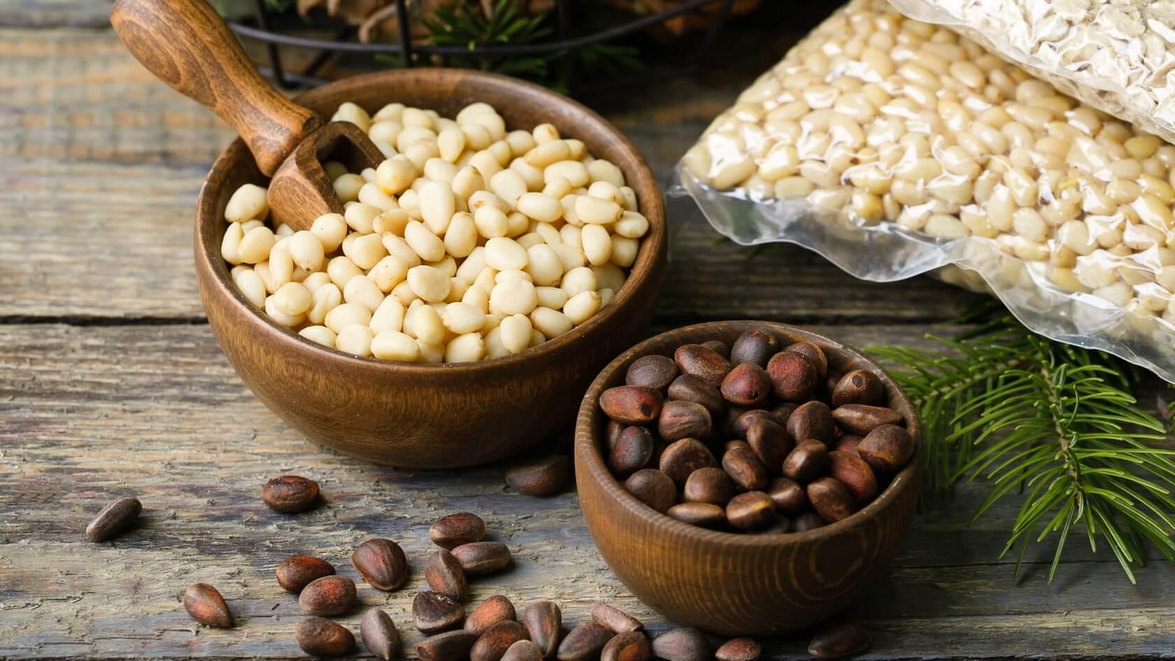 Какие орехи есть при кашле
