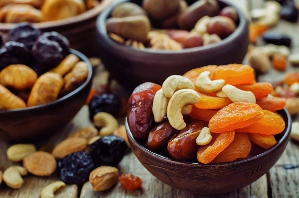 Какой орех повысит гемоглобин