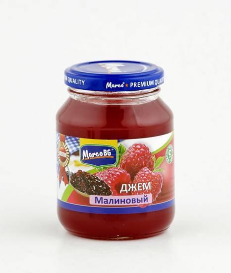Малиновый джем – 8 вкусных рецептов на зиму с фото пошагово