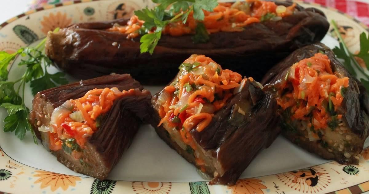 Острые баклажаны на зиму - 6 самых вкусных рецептов