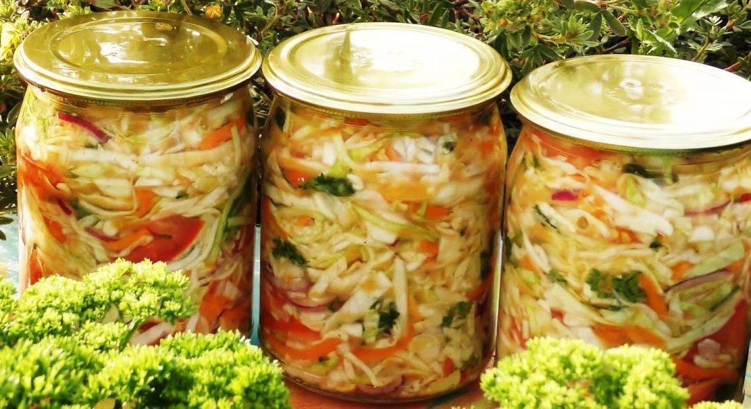 Квашеная капуста на зиму (рецепты очень вкусной капусты в банке)
