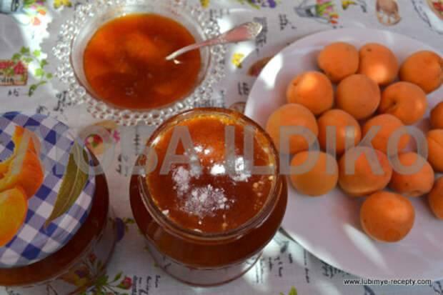 Джем из абрикосов — 10 очень вкусных и простых рецептов абрикосового джема