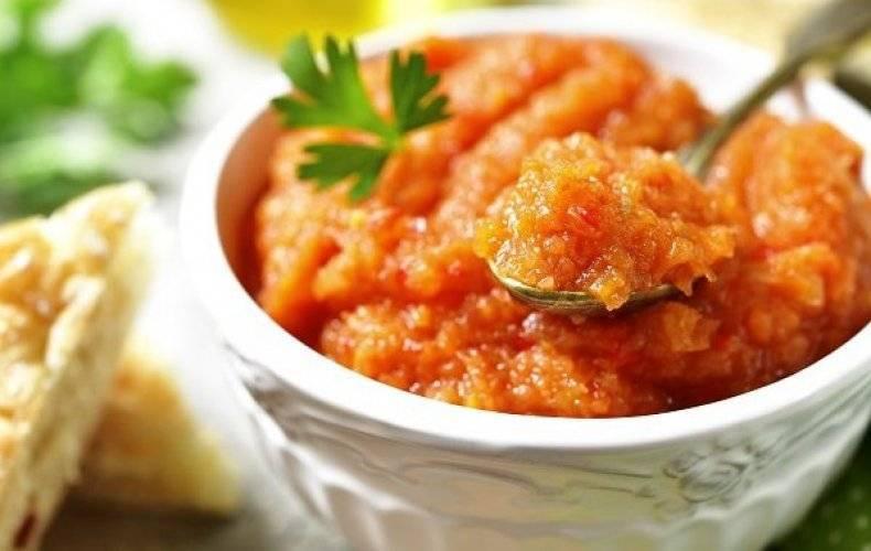 Икра из моркови на зиму: простые и очень вкусные заготовки