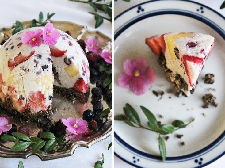 Торт мороженое в домашних условиях рецепт с фото пошагово и видео - 1000.menu