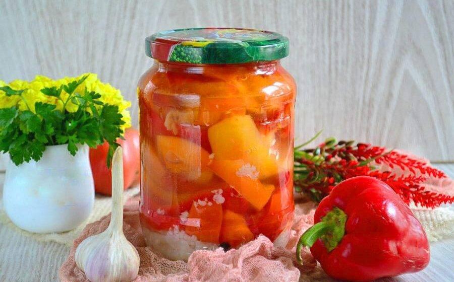 Перец маринованный на зиму: 23 рецепта заготовок » сусеки