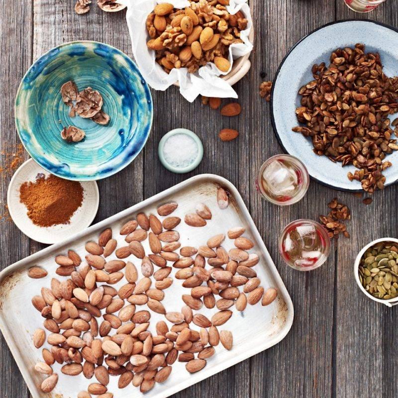 Какие орехи при геморрое