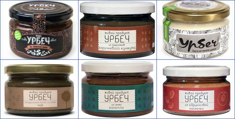 Урбеч: польза и вред, как принимать, рецепт, отзывы | zaslonovgrad.ru