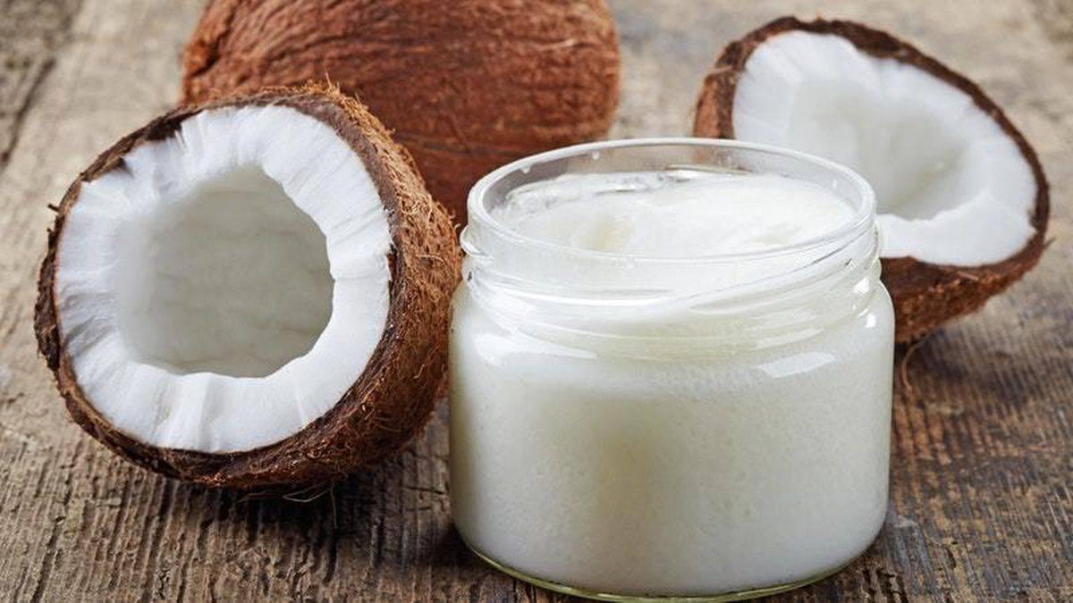 Почему кокосовое масло загустело и стало белым?
