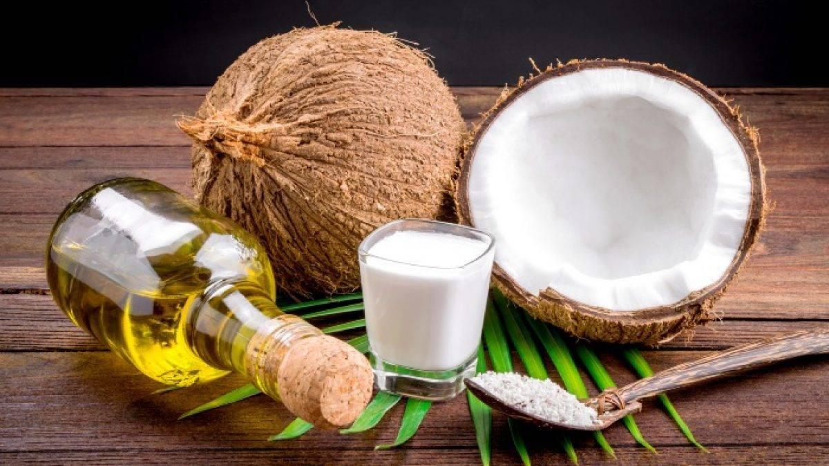 Польза и вред кокосового масла для лица