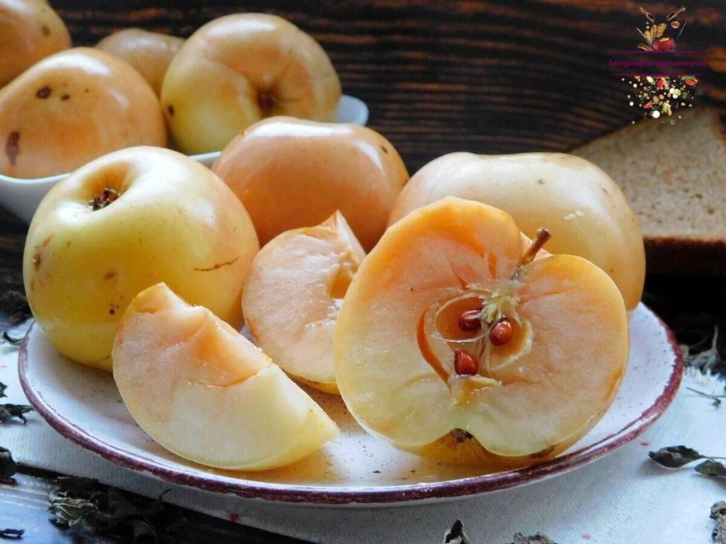 Моченые яблоки на зиму простой рецепт: рецепт приготовления