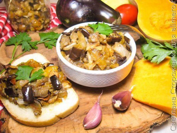 Самая вкусная баклажанная икра на зиму — 5 лучших рецептов приготовления без стерилизации
