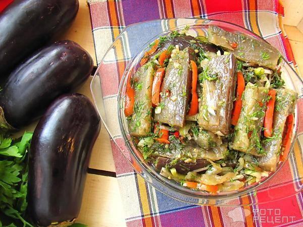 Баклажаны с чесноком – быстрые и вкусные рецепты