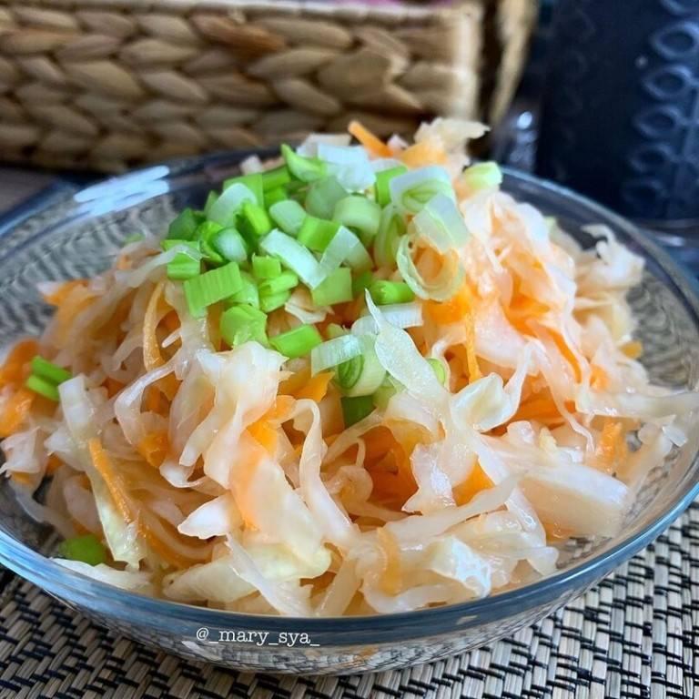 Квашеная капуста с хреном на зиму - как заквасить с морковью или свеклой
