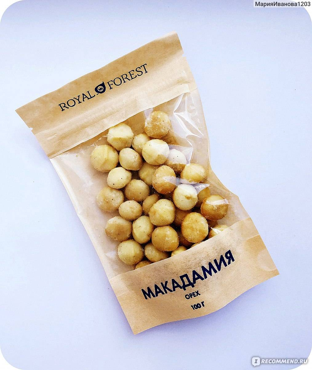 Макадамия орех: польза и вред, вкус, калорийность