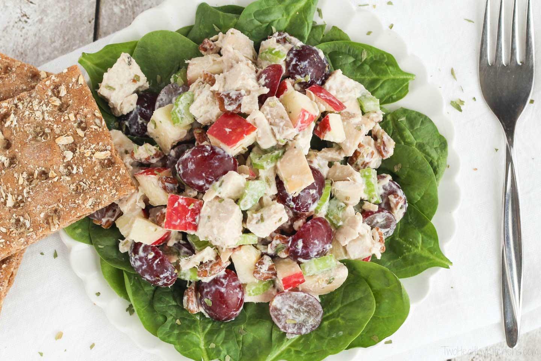 Салат с ананасом грецкими орехами и курицей рецепт с фото пошагово и видео - 1000.menu
