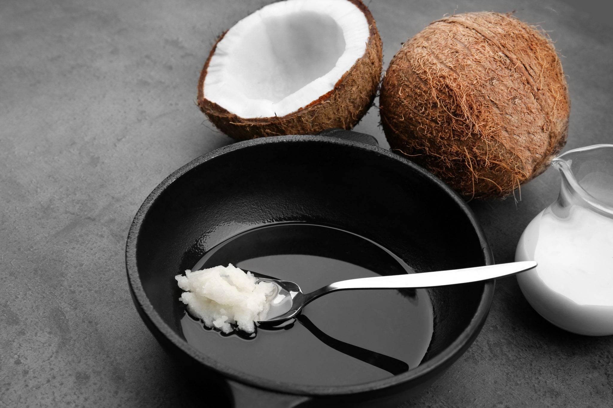 Кокос - рецепты