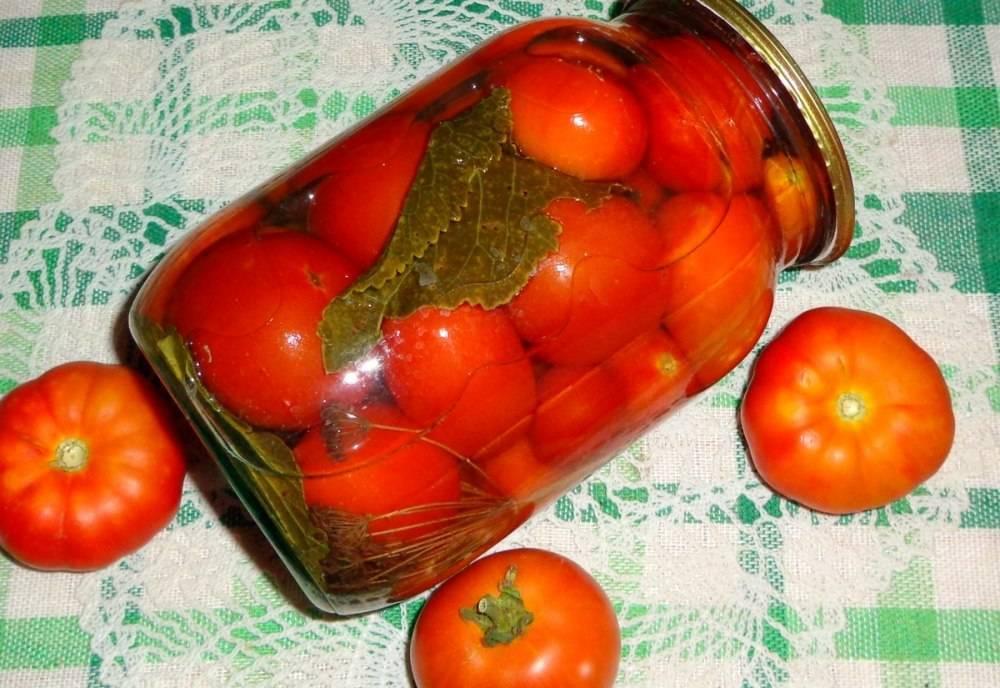 Сладкие маринованные помидоры на зиму - 10 очень вкусных рецептов с пошаговыми фото