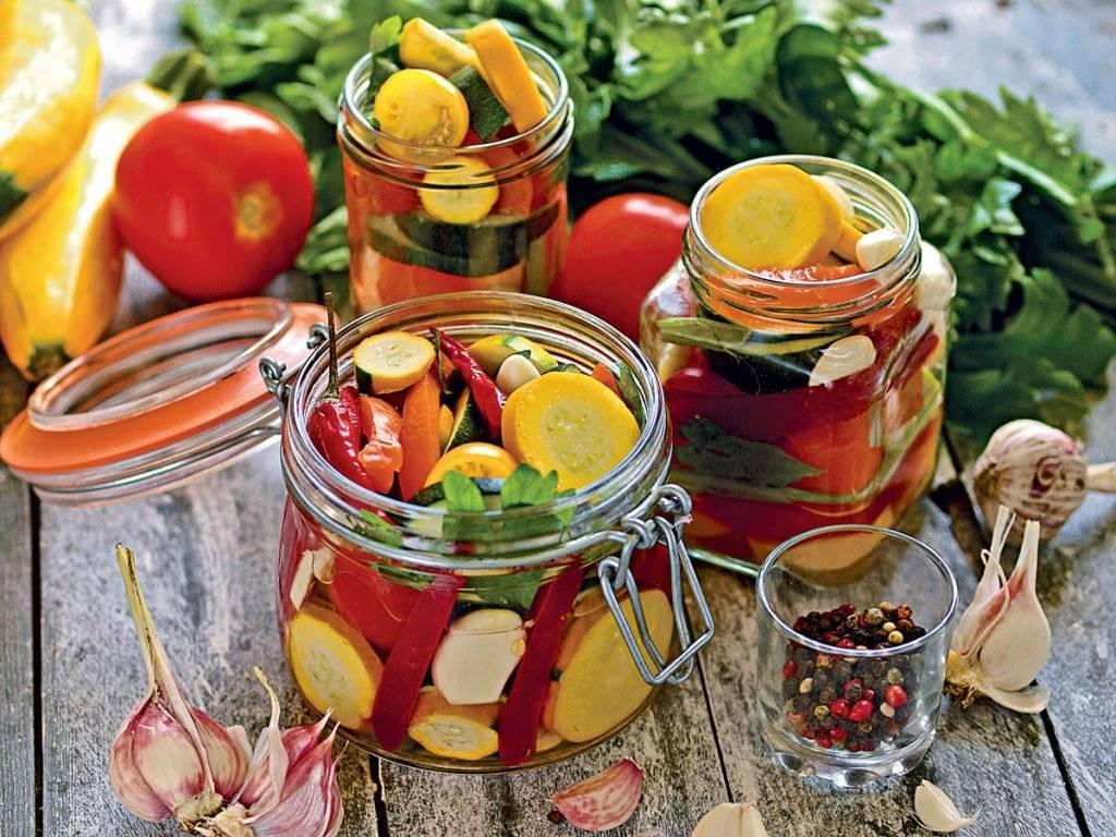 Маринование и квашение (мочение) фруктов и ягод