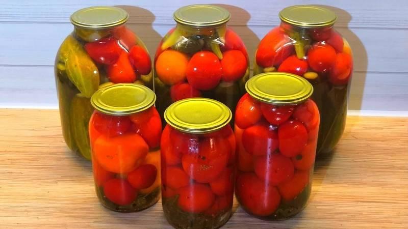 Овощное ассорти на зиму: легко, просто и невероятно вкусно