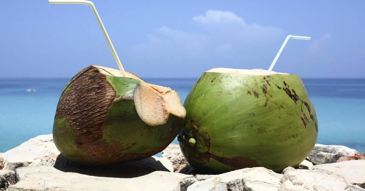 10 серьезных доказательств пить больше кокосовой воды